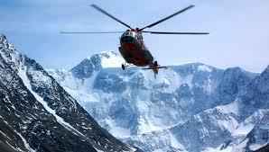 Вертолетные экскурсии в горах