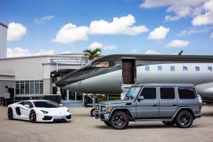 Услуги аренды автомобиля в аэропорту