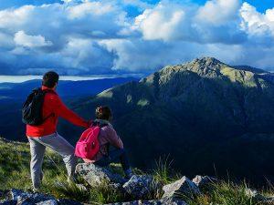 1. Авиаэкскурсия в горы Северного Кавказа Домбай