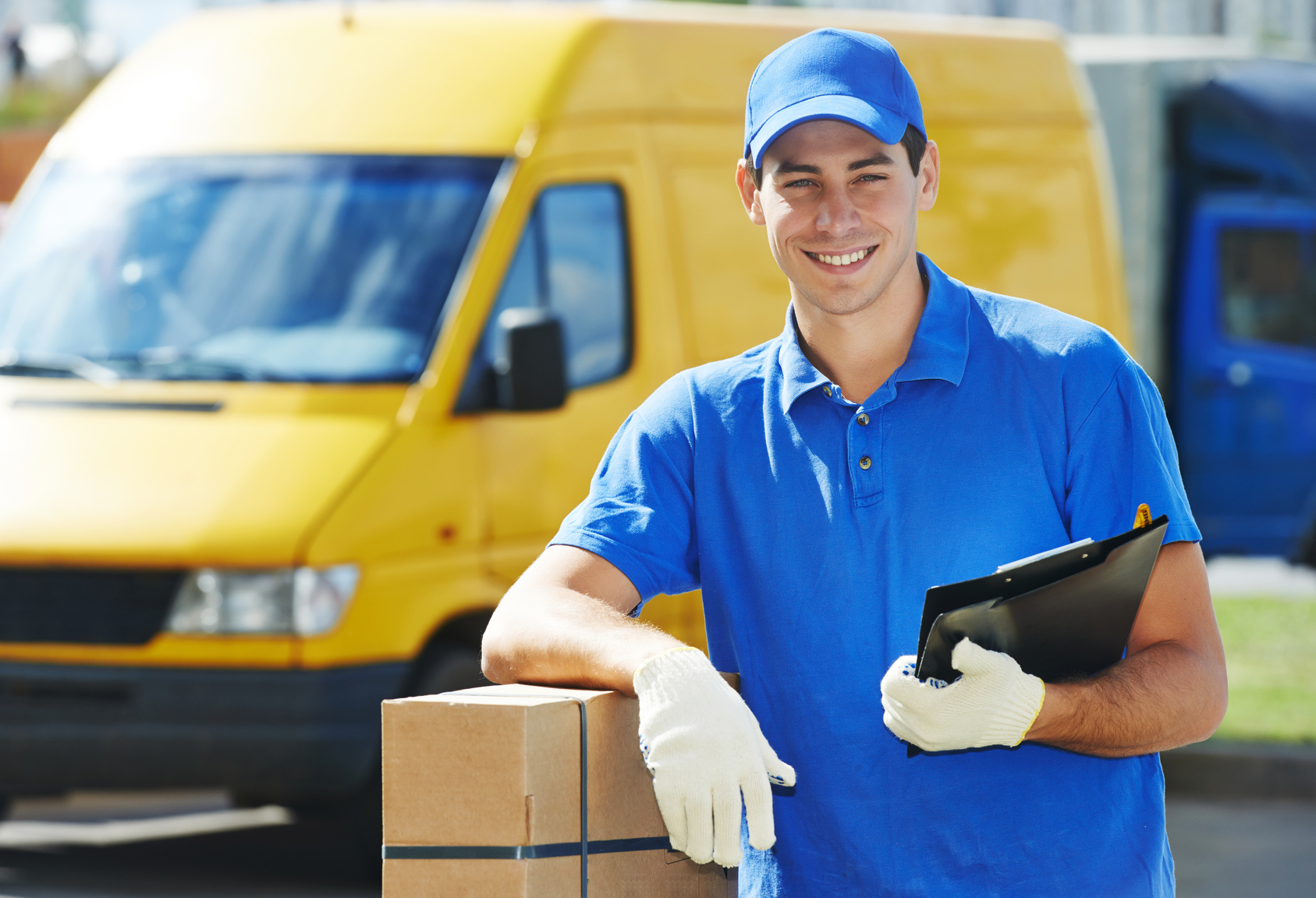 Услуги международной доставки
