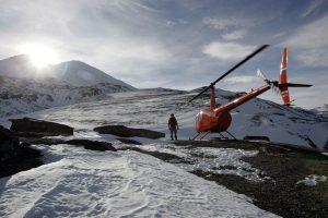 вертолет эльбрус