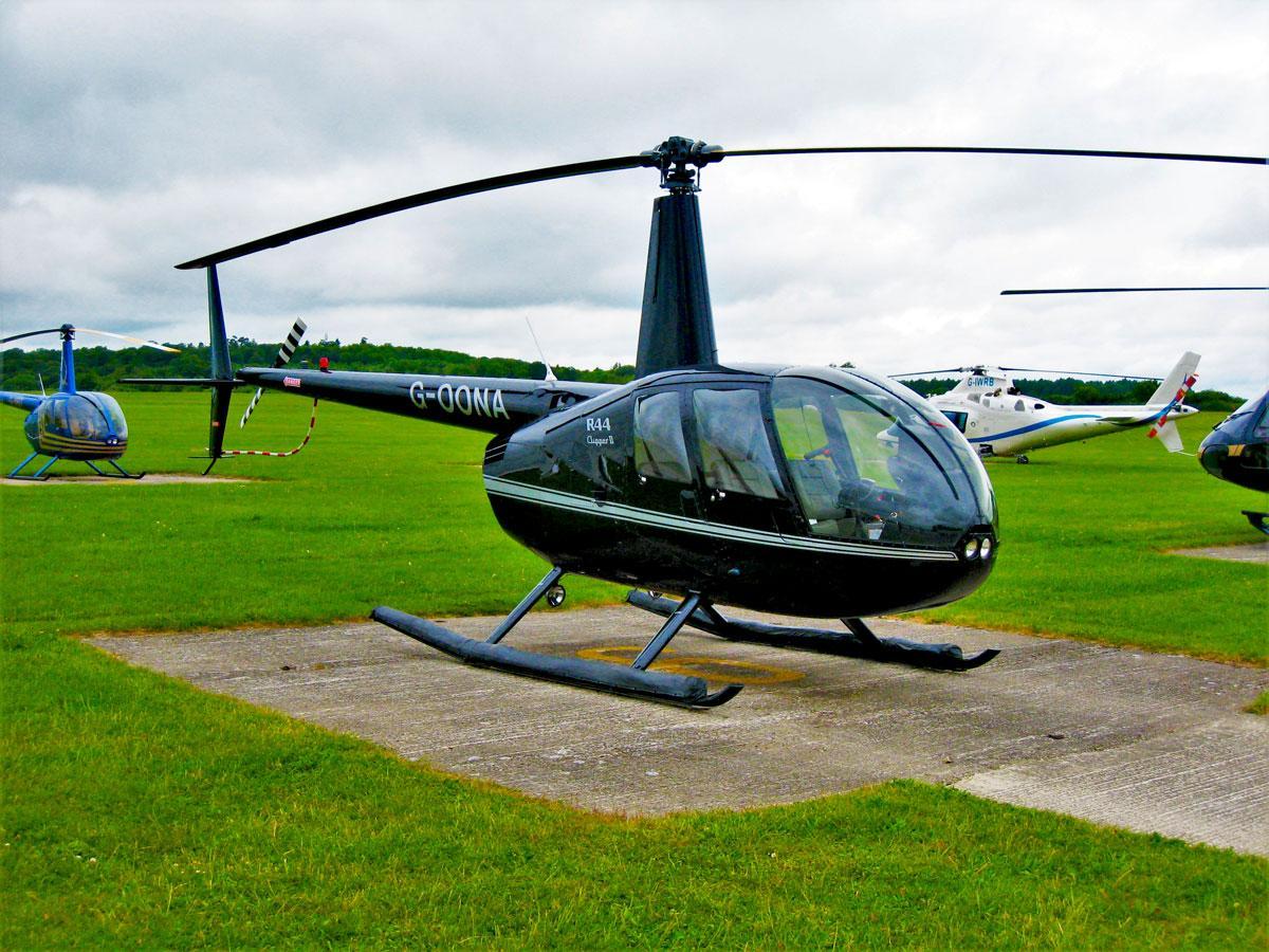 тур на вертолете