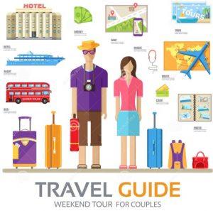 Составление плана путешествия