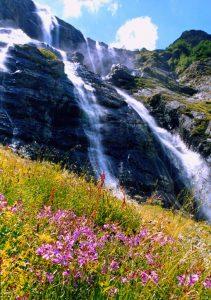 эскурсия на вертолете к водопадам