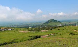 вертолетные экскурсии на кавказе
